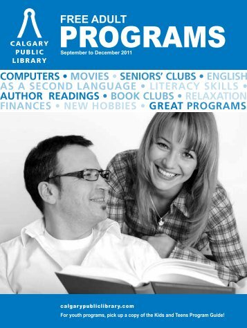 FREE ADULT - Calgary Public Library