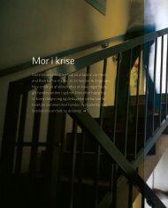 Mor i krise - viden- & kompetencecenter | unge og rusmidler