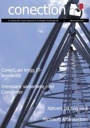 Microsoft Affärssystem Conect, en trygg IT- leverantör Intressant ...