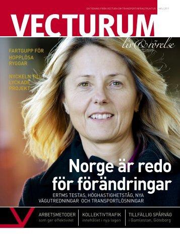 Vecturum nr 4, 2011 (pdf) - Vectura