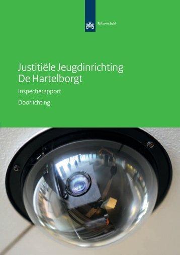 JJI de Hartelborgt - Inspectie Veiligheid en Justitie