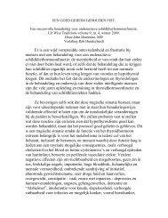 Download het hele artikel in PDF (23 pagina's) - Leefbewust