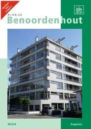2012 / 4 - Wijkvereniging Benoordenhout