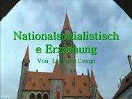 Nationalsozialistische Erziehung - Ploecher.de