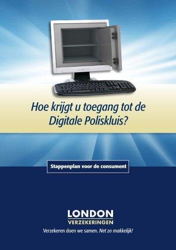Stappenplan digitale poliskluis - Wouter Sluis.nl