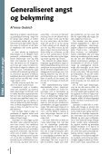 tema: generaliseret angst - Angstforeningen - Page 4