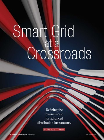 Smart Grid at a Crossroads - DNV KEMA