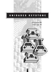 UNIDADES KEYSTONE - Superlite Block