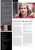 kvalitet är billigt glänsande resultat Fredrik kör För vinst - Page 3