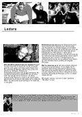 Phlingan nr 2 2002 - Gymnastik- och idrottshögskolan - Page 3