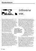 Phlingan nr 2 2002 - Gymnastik- och idrottshögskolan - Page 4