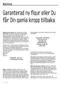 Phlingan nr 2 2002 - Gymnastik- och idrottshögskolan - Page 6