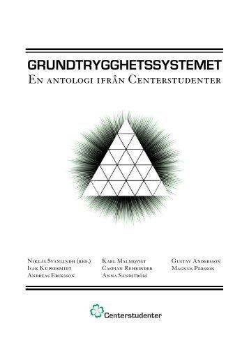 GRUNDTRYGGHETSSYSTEMET - Centerstudenter