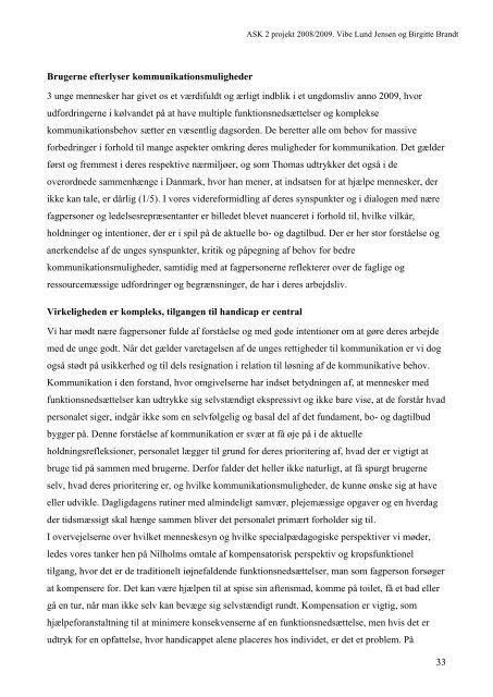 ASK 2 projekt rev 02-2010 Vibe Lund Jensen og Birgitte Brandt.pdf