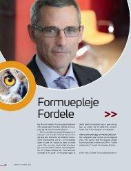 Formuepleje Fordele >>