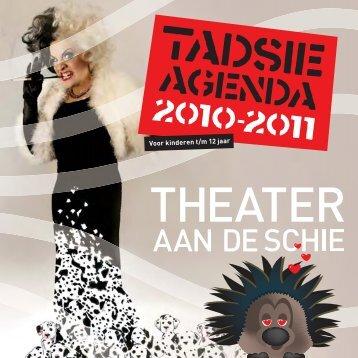 Voor kinderen t/m 12 jaar - Theater aan de Schie