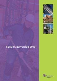 Sociaal Jaarverslag Koopmans 2010