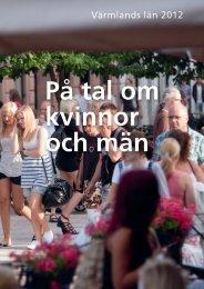På tal om kvinnor och män - Varmland.se