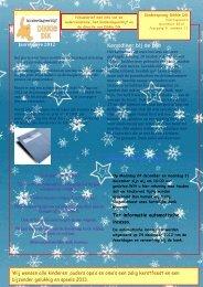 nieuwsbrief December 2012.pdf - Kinderdagverblijf Dikkie Dik
