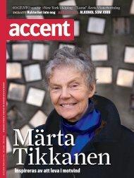 Accent 1/09 (PDF)