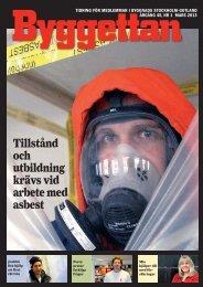 Byggettans tidning nr 1 2013 - Byggnads