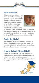 Reflux og gylp hos børn… - Mead Johnson Nutrition - Page 2
