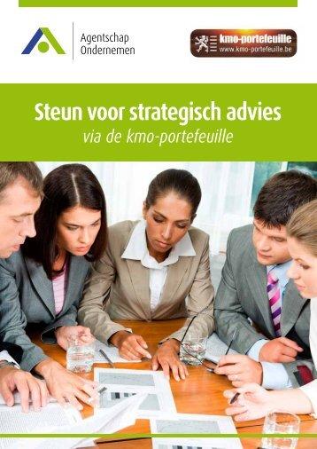 Steun voor strategisch advies - commun•sense