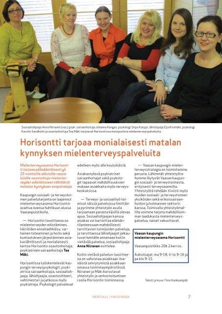No 3 ~ 2012 - Vaasa