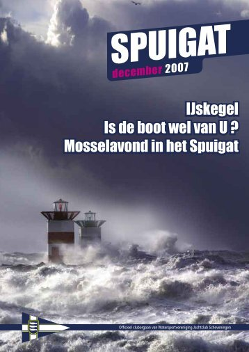 opmaak december.indd - Jachtclub Scheveningen