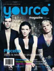 Yource Magazine juni 2009