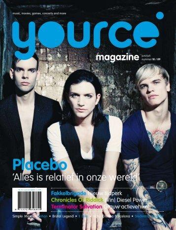 Yource Magazine juni 2009