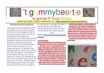 Editie 14 Anne en Senne - De Zevensprong