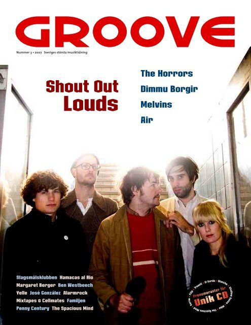 Shout Out - Groove