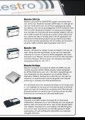 Maestro | GSM modem - Mynewsdesk - Page 3