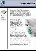 Maestro | GSM modem - Mynewsdesk - Page 7