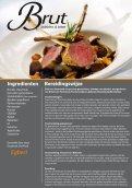 Ingredienten Bereidingswijze - Apollo Hotels & Resorts - Page 2