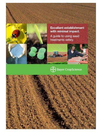 carefully - Bayer CropScience