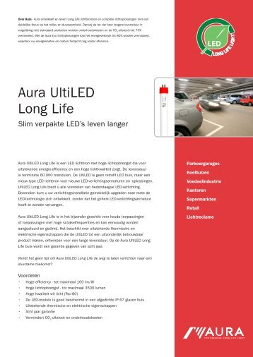 Aura UltiLED Long Life - SimpleLight