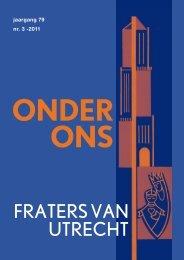 Onder Ons 3 – 2011 - Fraters van Utrecht