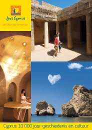 Cyprus. 10 000 jaar geschiedenis en cultuur - Cyprus Tourism ...