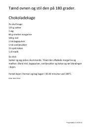 Kage opskrifter til mødet d. 15-03.pdf - Tranerne