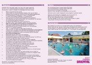 Download reglement en info - Camping Oriental