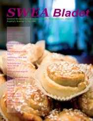Nr 1/2008 - SWEA International