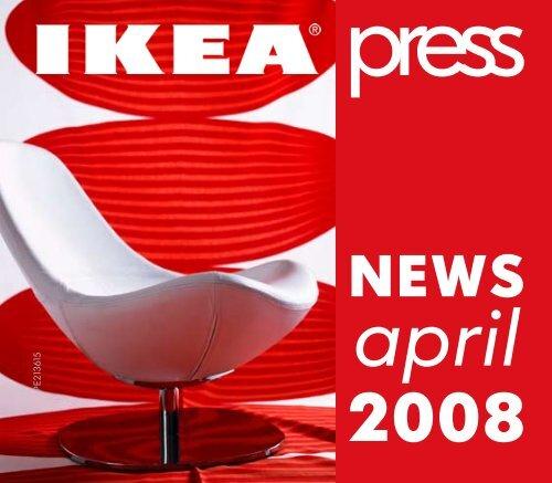 NEWS April - IKEA store