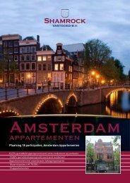Download hier de brochure Amsterdam - Shamrock Vastgoed