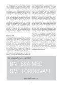 manualen nr 1 2006 - omt sweden - Page 7