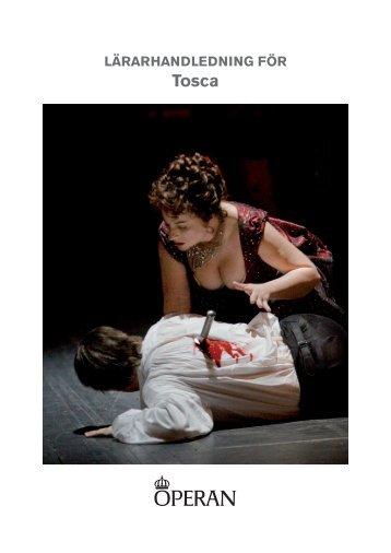 Tosca - Kungliga Operan