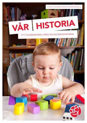 HISTORIA VÅR - ABF