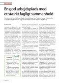 God arbejdsplads med stærkt fagligt sammenhold - Malernes ... - Page 4