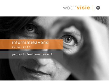 Presentatie - Woonvisie